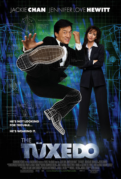 The Tuxedo 2002 BluRay 720p Dual Audio Hindi English