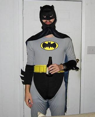 Los disfraces de Halloween más cutres de la historia
