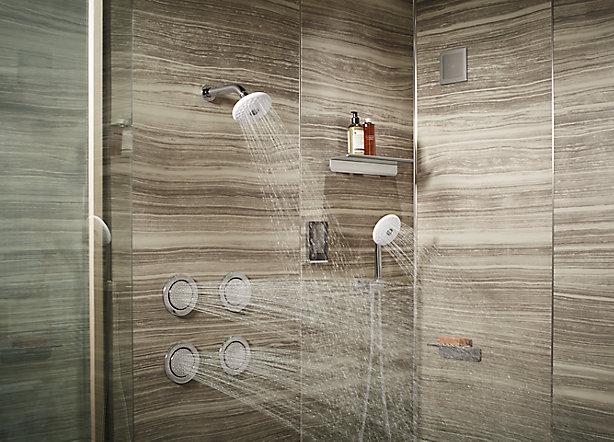 gambar shower lengkap