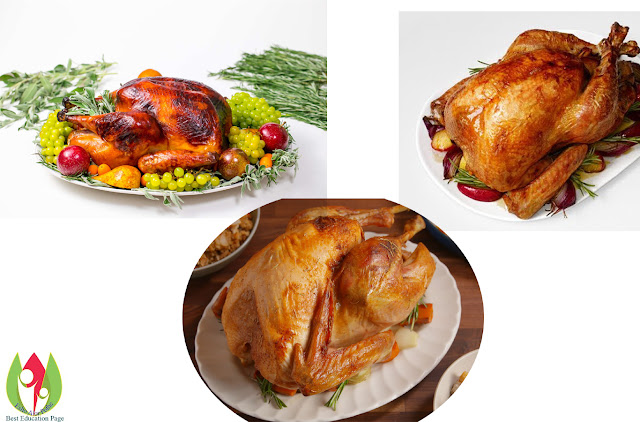 Which Celebrity Has The Best Turkey Recipe? #Tasty Food