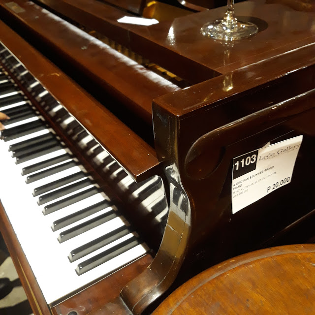 Grand Piano starts at Php 20k only!