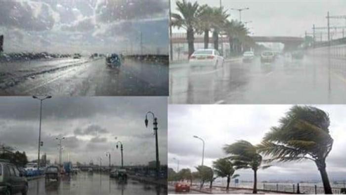الأرصاد نشاط للرياح وأمطار غزيرة تضرب البلاد في هذه الأيام