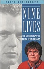 https://www.amazon.com/Nine-Lives-Autobiography-Erica-Rutherford/dp/0921556365