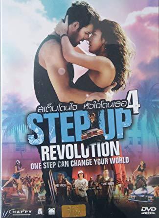 Step Up Revolution 2012 Dual Audio 720p BluRay [Hindi ORG + English] ESubs