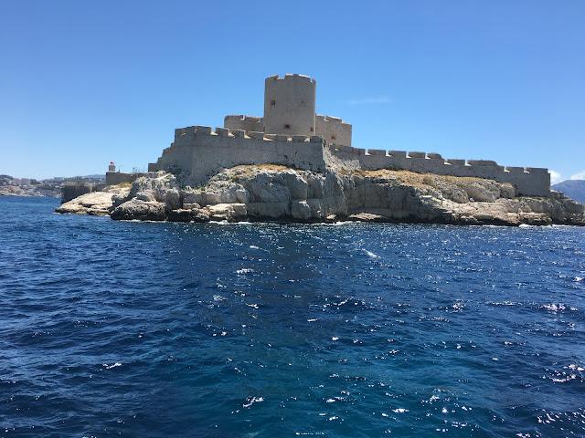 Château d'If Marseille France tourisme quoi faire