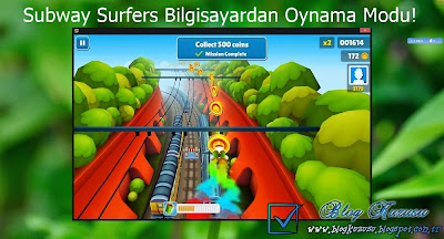 subway surfers pc indir