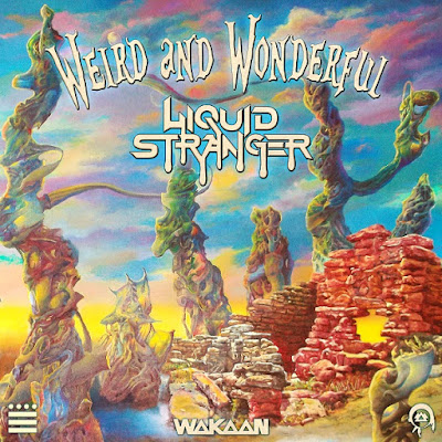 "Liquid Stranger Drops ""Weird & Wonderful"" EP"
