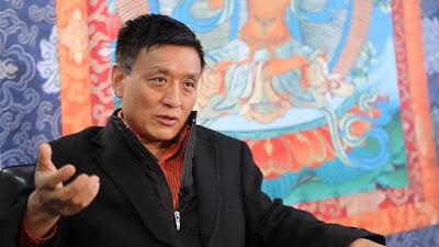 Tenzin Wangyal Rinpoche