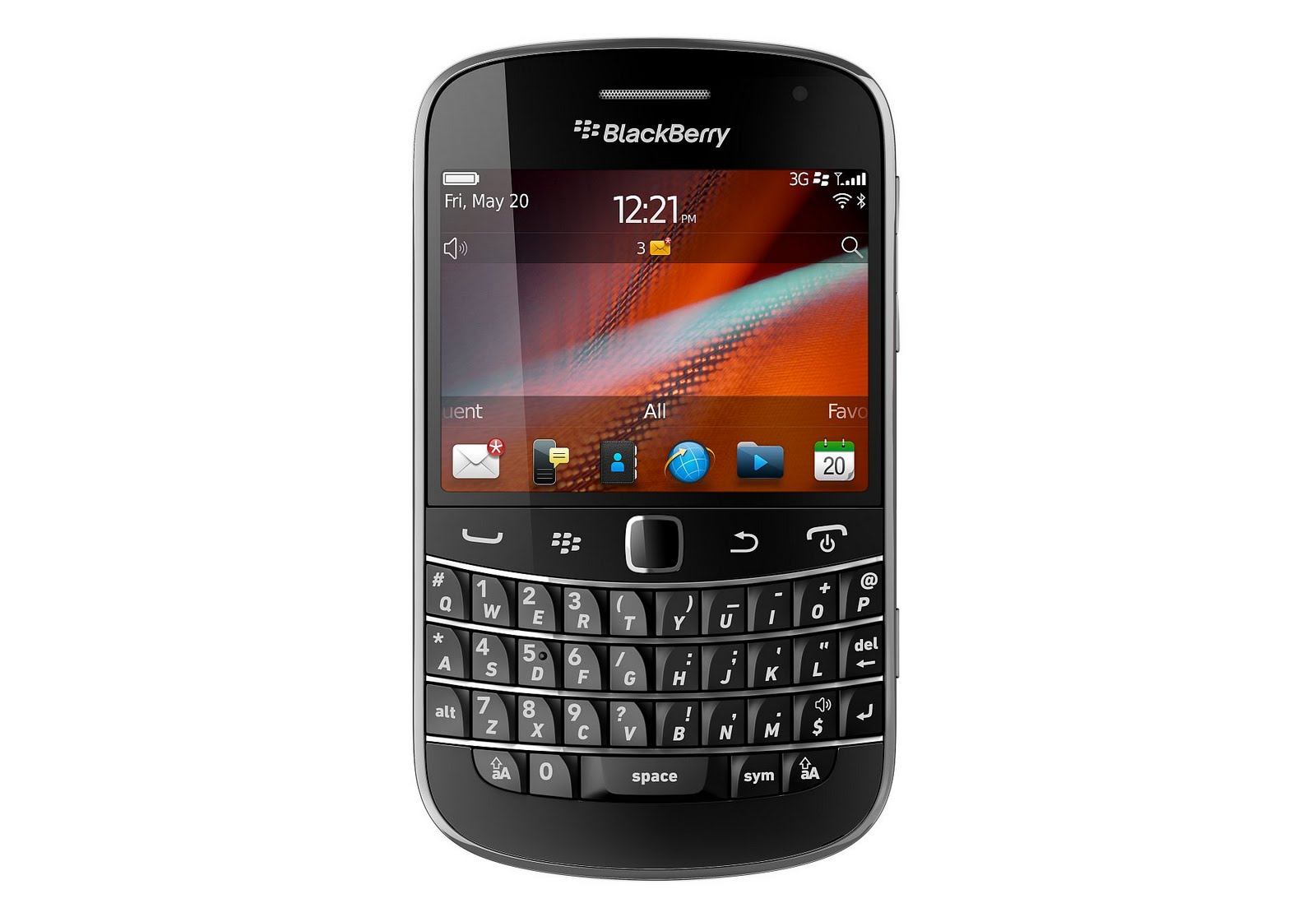 MZANSINDABA: BLACKBERRY BOLD 9900 NOW IN MZANSI