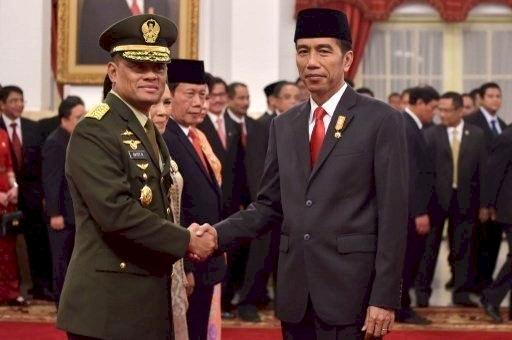 Ada Motif Tersembunyi, Deklarator KAMI Minta Gatot Tolak Bintang Mahaputera Jokowi