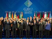 Negara-negara Anggota G20 Group of Twenty beserta populasinya