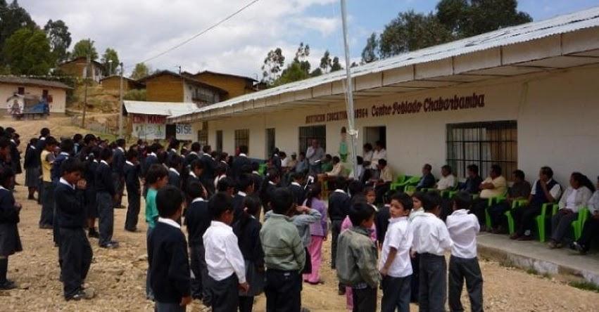 SUTEP pide al ministro de Educación Mejorar la infraestructura sanitaria de escuelas