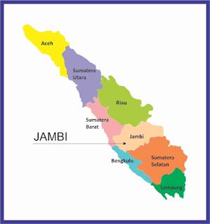 lagu daerah dari provinsi jambi
