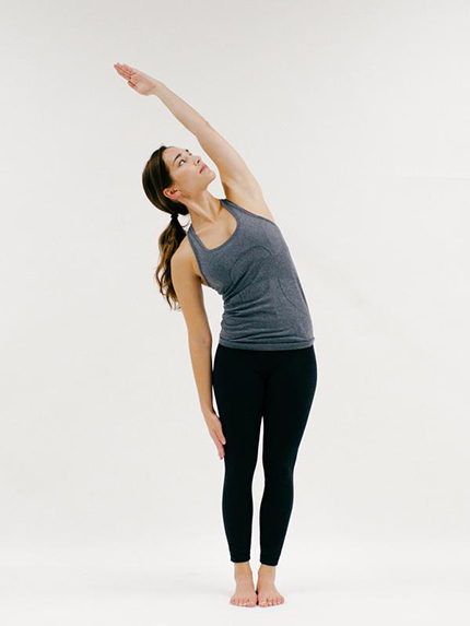 Side Stretch (YOGA)