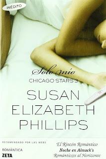 Solo mío / Nadie como tú | Chicago Stars #3 | Susan Elizabeth Phillips