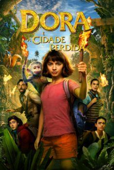 Dora e a Cidade Perdida Torrent – BluRay 720p/1080p Dual Áudio<
