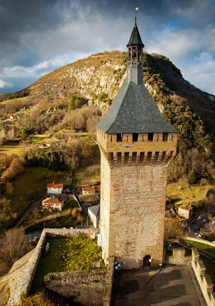El castillo de Foix