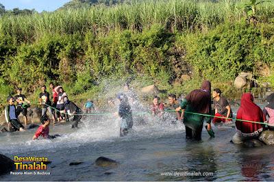 Desa Wisata Tinalah Pilihan Lokasi Makrab Mahasiswa di Jogja