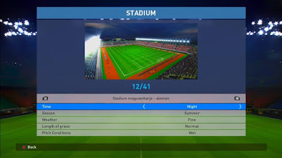 Stadium estarlen silva v2 eropa replace by danny ardiyansyah