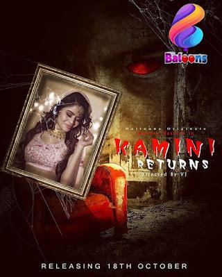 Kamini Returns Baloon web series