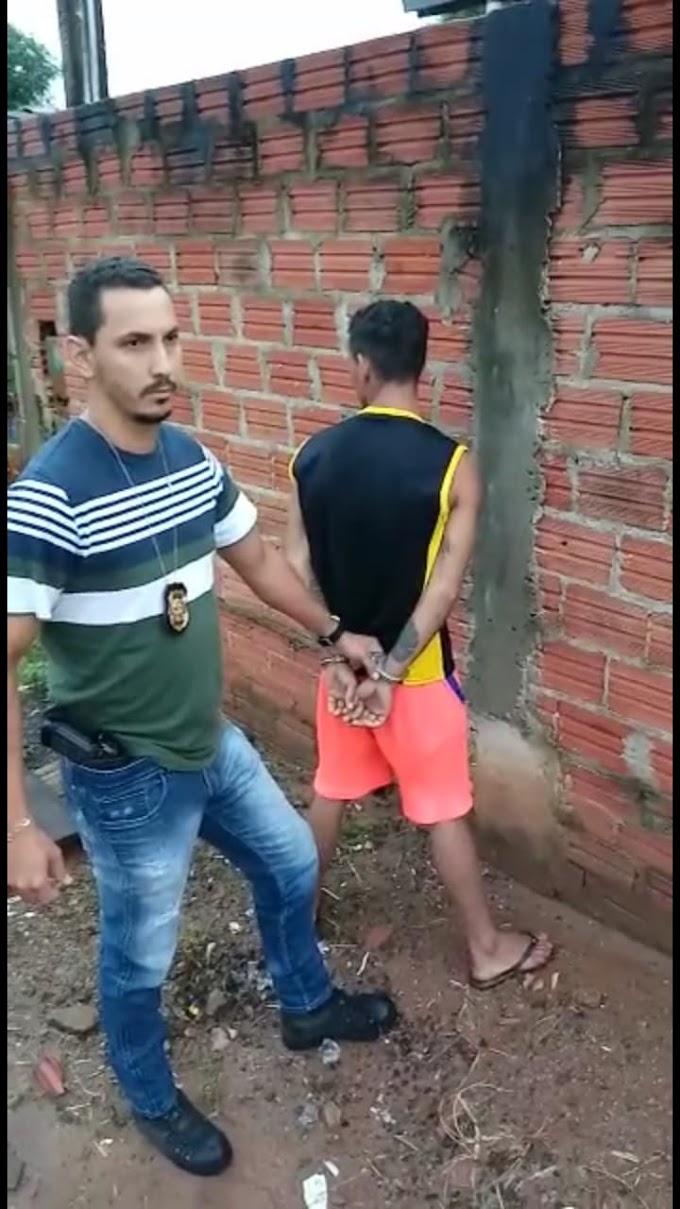 Alta Floresta: Polícia Penal recaptura preso que tinha fugido do sistema prisional