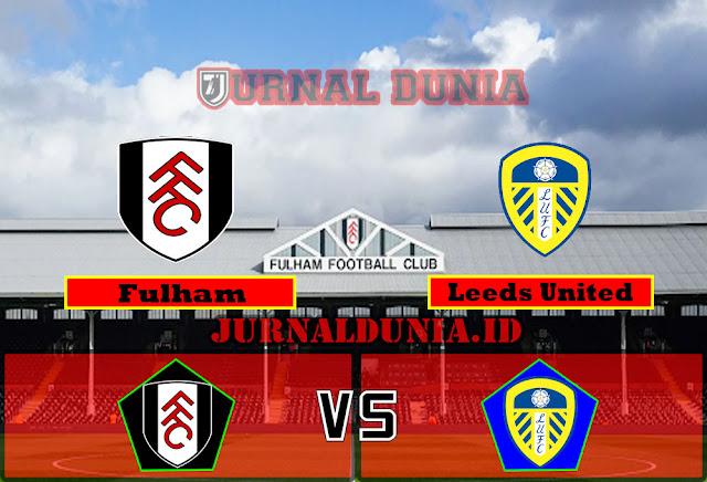 Prediksi Fulham Vs Leeds United, Sabtu 20 Maret 2021 Pukul 03.00 WIB