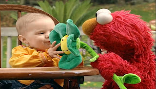 Elmo's World Noses Kids and Baby
