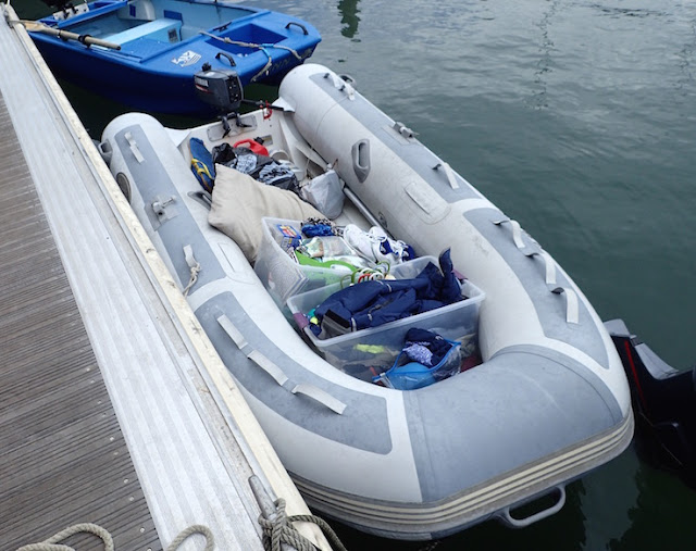 small outboard dinghy motor