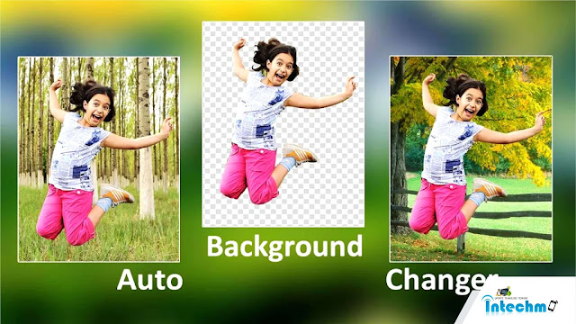 Auto background changer aplikasi untuk mengganti background foto otomatis di android