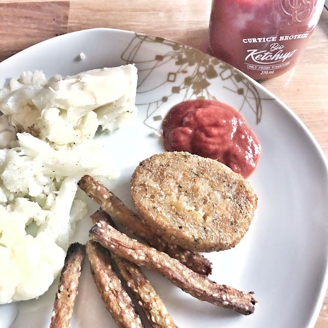 Vegetarisches Mittag