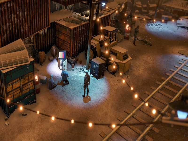 Wasteland 3 The Battle of Steeltown Highly Compressed Free Download