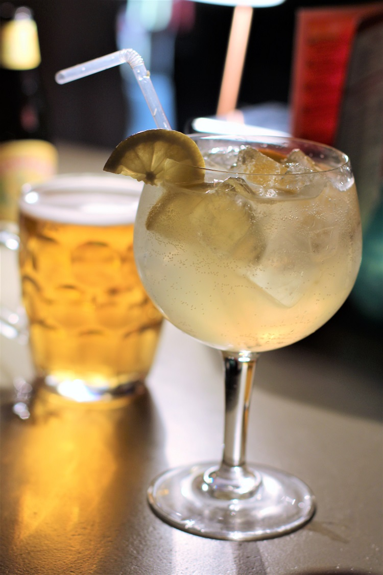 Cocktails in the Northern Quarter, Manchester weekend - UK travel blog