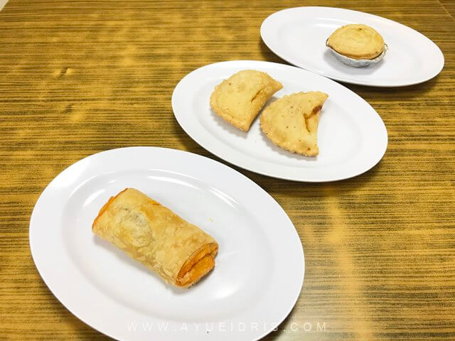 Ayamas Snackers