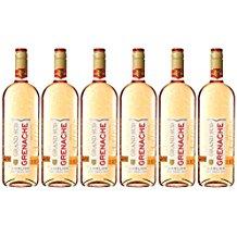GRAND SUD Grenache Lieblich IGP Vin 2016, 1 L - Pack de 6
