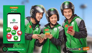 "Aplikasi Gojek Driver Terbaru "" GoPartner """