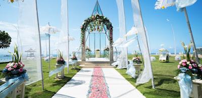 Tempat Resepsi Pernikahan di luar