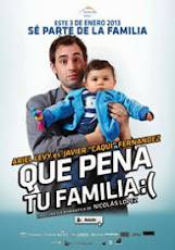 pelicula Qué Pena Tu Familia (2012)