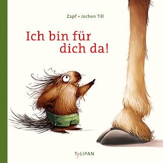 """9. BUCHKÖNIG für """"Ich bin für dich da!"""" von Zapf und Jochen Till"""