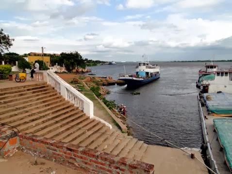 Resultado de imagen para puerto fluvial de Concepción py