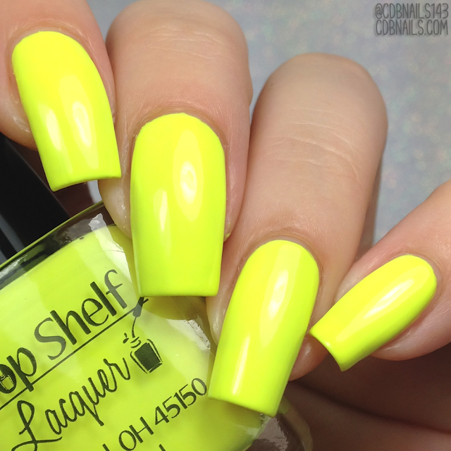 Top Shelf Lacquer-Pineapple Coconut Smoothie