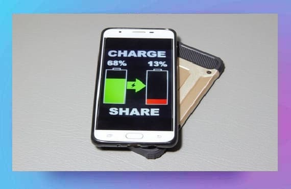 شحن هاتفك بدون كهرباء