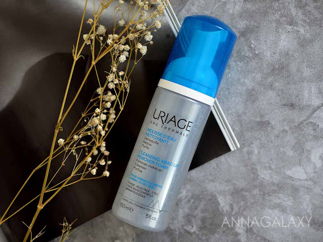 Uriage Cleansing Makeup Remover Foam отзыв