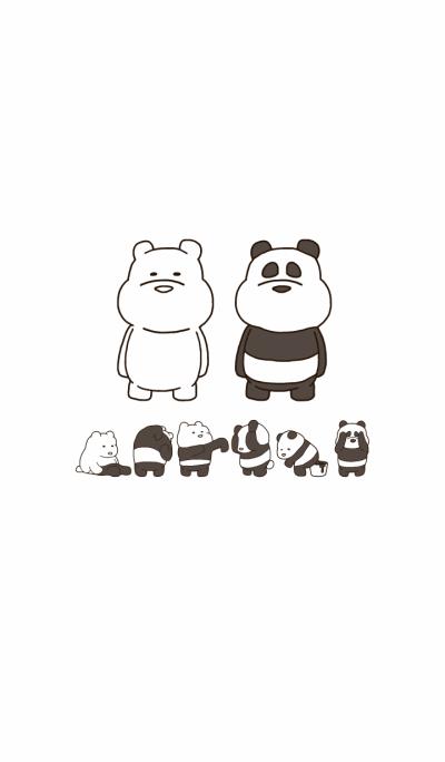 Changing-Panda
