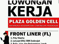 Lowongan Kerja Jember Plaza Golden Cell Jember