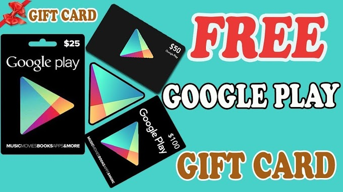 Free Google Play Gift Card Scratch And Win