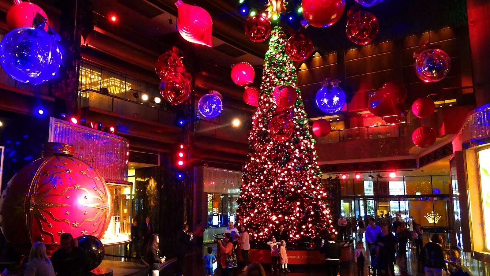 Christmas Spectacular in the Atrium