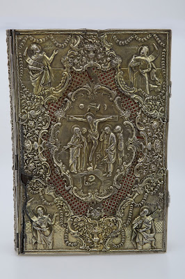 Σπάνια έργα εκκλησιαστικής αργυροχοΐας στο Μουσείο Αργυροτεχνίας Ιωαννίνων