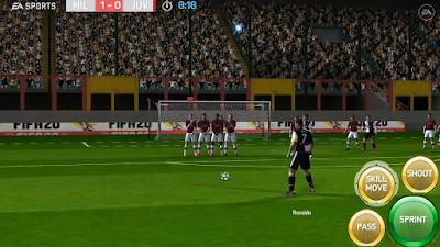 تحميل FIFA 2020 للاندرويد مهكرة من ميديا فاير بدون انترنت
