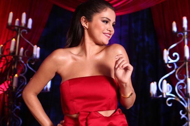 Selena Gomez Drawn Nude 34