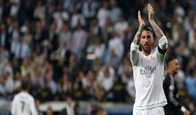 Ramos Meminta Para Fans Untuk Terus Dukung Madrid
